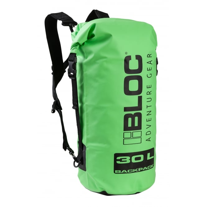 Bloc BACK PACK GREEN 30L