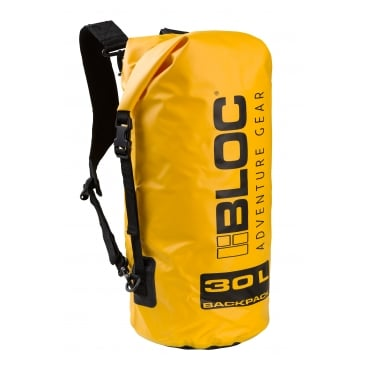 BACK PACK YELLOW 30L