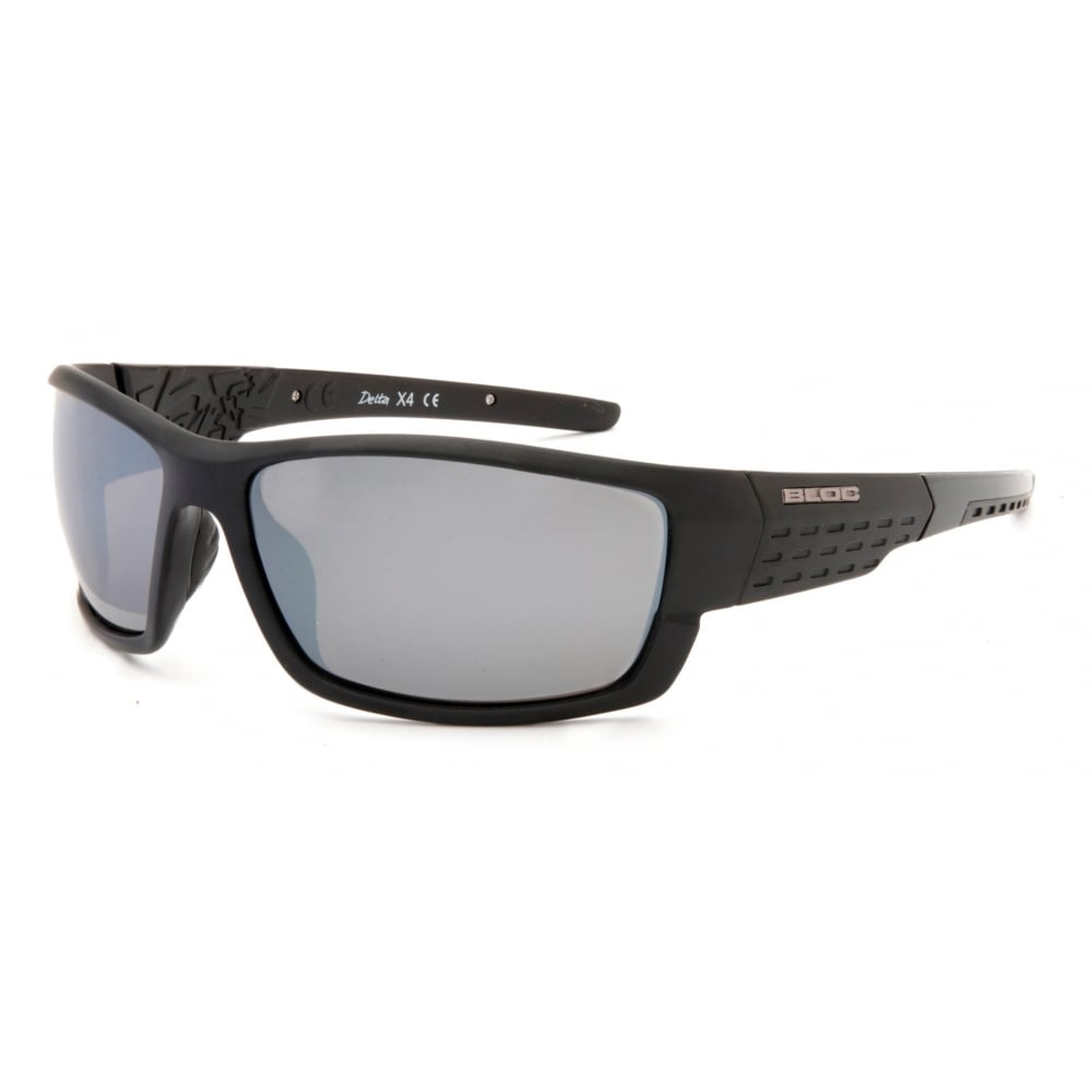 Delta Sunglasses - Matt Black O4hco6