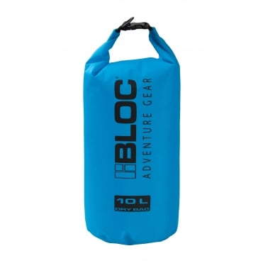 DRY SACK LIGHT BLUE TPU 10L