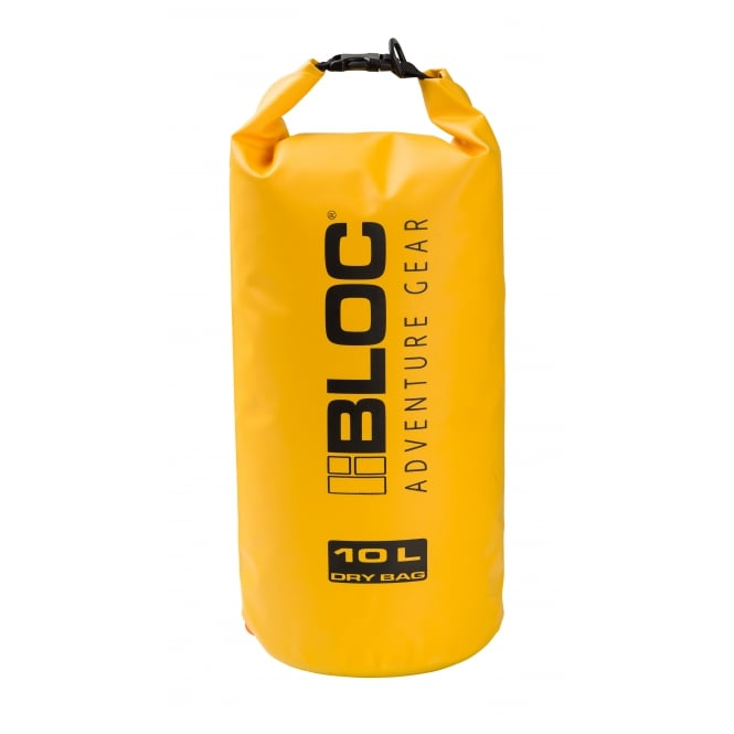 Bloc DRY SACK YELLOW 10L