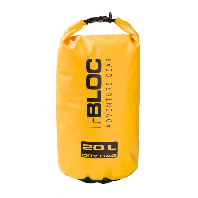 Bloc DRY SACK YELLOW 20L