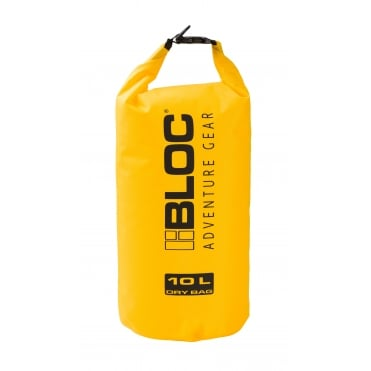 DRY SACK YELLOW TPU 10L