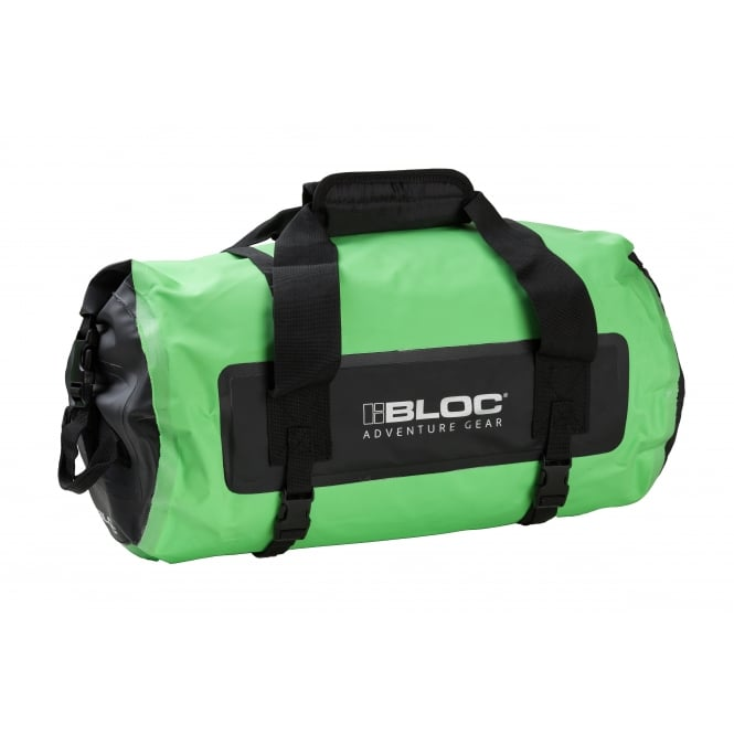 Bloc DUFFLE BAG GREEN 30L