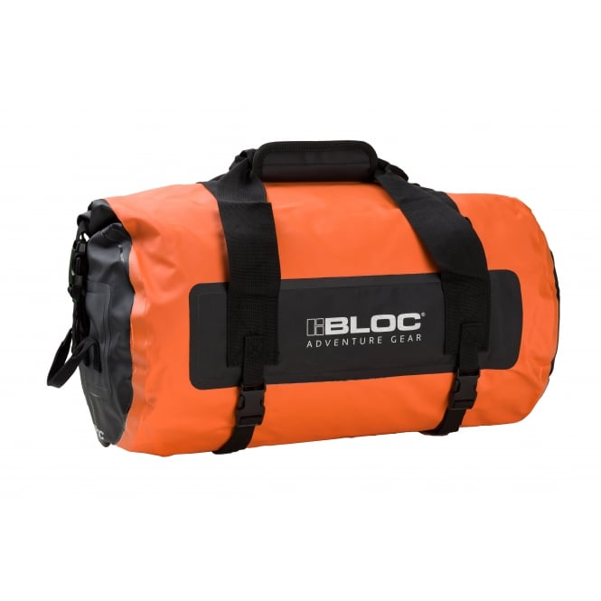 Bloc DUFFLE BAG ORANGE 30L