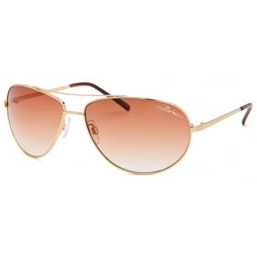 1a633f03386 Brown Graduated Sunglasses