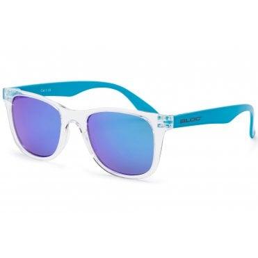 BLOC SCORPION J302 Junior//Childrens//Kids Sunglasses BLACK /& ORANGE VERMILION