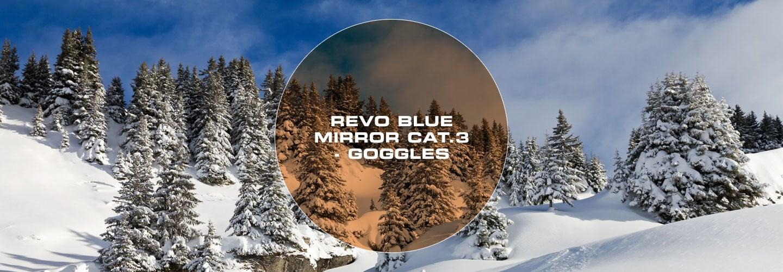 Revo Blue Mirror