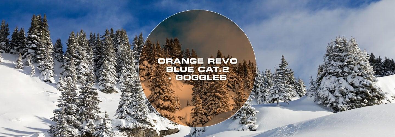 Orange Revo Cat2