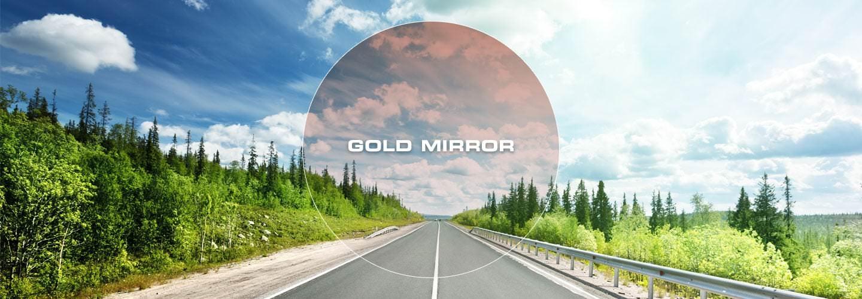 Gold Mirror Cat 3
